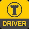 TaxiLa Driver: водитель такси, таксометр icon