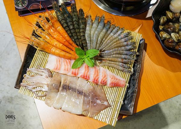 食記-內湖美食餐廳推薦-彭湃海鮮火鍋套餐X近東湖捷運站、東湖櫻花樂活公園