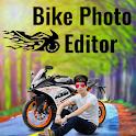 Bike photo editor –Background Changer icon