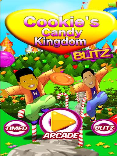 Cookie's Candy Kingdom