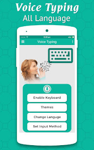 App Voice Typing in All Language Speech to Text APK for Windows Phone