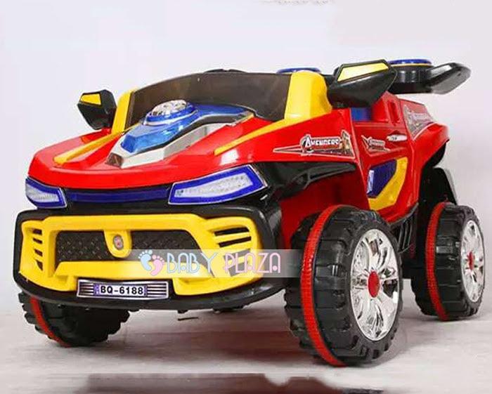 Xe hơi điện cho bé BQ-6188 4