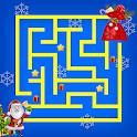 Christmas Maze Game icon