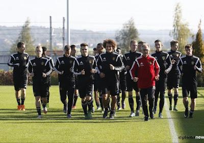 La Belgique U17 débute son tournoi par un nul face au Mali