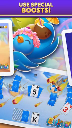 Puzzle Solitaire - Tripeaks Escape with Friends 9.0.0 screenshots 4