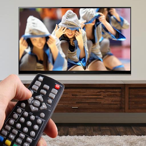 TV Remote Control - Prank App