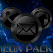 ICON PACK DARK METAL THEME