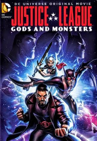 Baixar  Liga da Justiça   Deuses e Monstros   Legendado Download