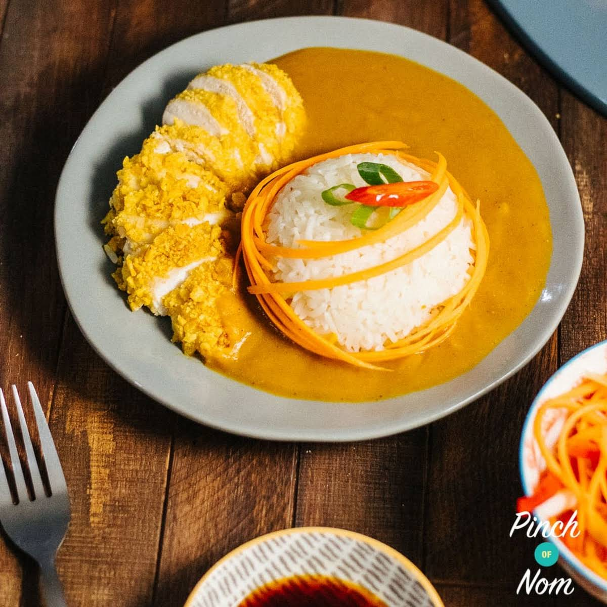 Katsu Chicken Curry Slimming World Weight Watchers Friendly