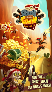 Run & Gun: BANDITOS MOD Apk 1.3.2 (Unlimited Coins) 6