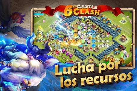 Castle Clash: Epic Empire ES 7