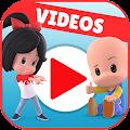 Cleo y Cuquin Videos - Canciones Familia Telerin