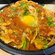 Sukiyaki Mala Plate