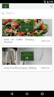 Santa Fe Coffee Company - náhled