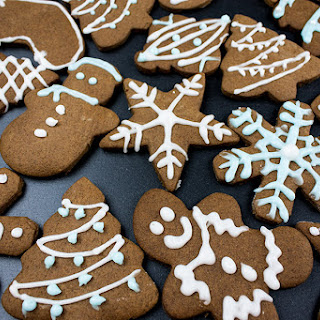 Gingerbread Cookies Recipes.