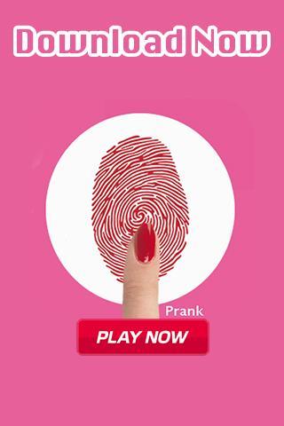 Fingerprint Pregnancy Prank