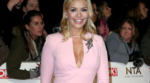 Holly Willoughby got Ant McPartlin's blessing for I'm A Celeb