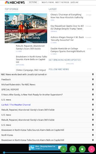 News Voice Reader 10.8.3 Screenshots 12
