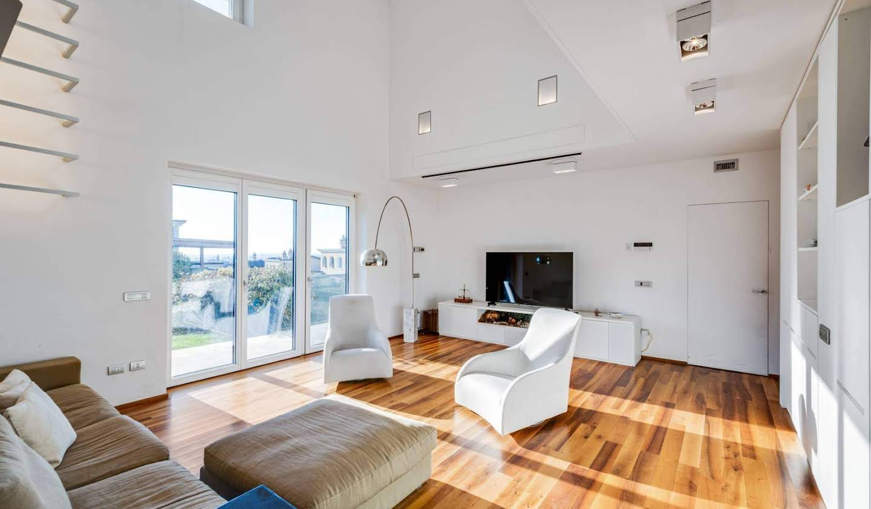 Villa avec jardin et terrasse Gussago