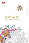 """Mandalas Coloring and Doodle Book - Larousse"""