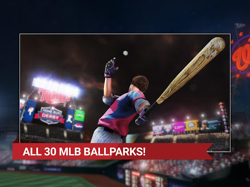 MLB Home Run Derby 18  screenshots 1
