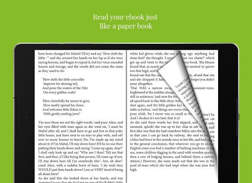 Universal Book Reader screenshot 15