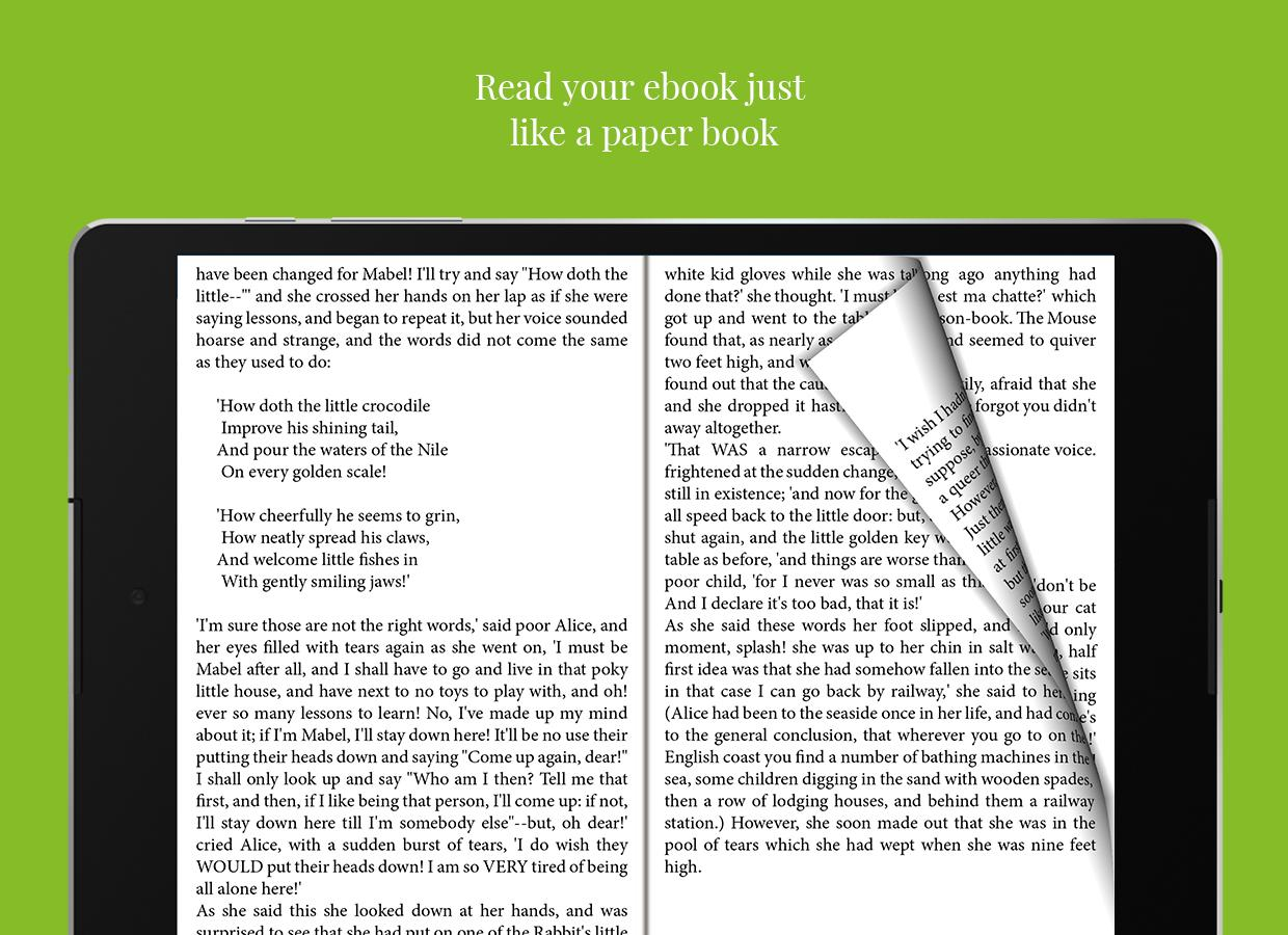 Universal book reader android apps on google play universal book reader screenshot fandeluxe Document