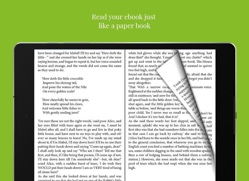 Universal Book Reader Screenshot 14