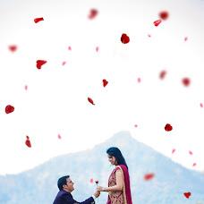 Wedding photographer Sarath Santhan (evokeframes). Photo of 24.03.2017