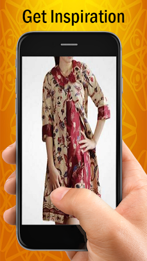 ... Modern Batik Fashion Styles screenshot 7 ... 8e7419587f