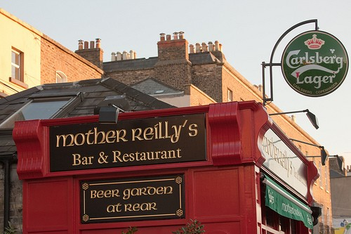 Photo Mother Reilly's Restaurant