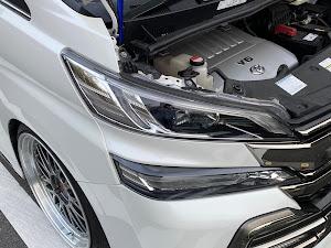 ヴェルファイア AGH35W ZA-G  V6  3.5ℓのカスタム事例画像 トモチンさんの2020年04月12日21:11の投稿