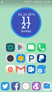 phlat - icon pack v1.0.0