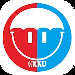 OJOLKU - ojek online motor mobil kurir dan makanan icon