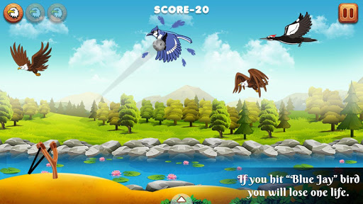 Eagle Hunting  trampa 4