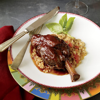 Indian Spiced Lamb Shanks Recipes