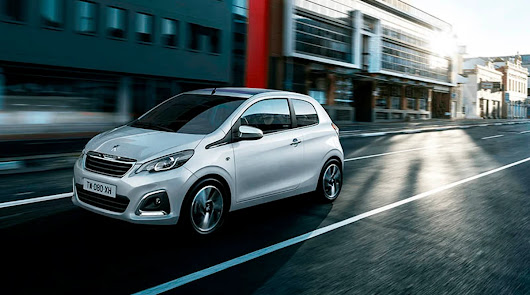 Si te gusta el Peugeot 108, ahora lo disfrutarás eléctrico