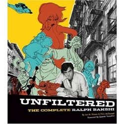 Ralph Bakshi's New Book Unfiltered The Complete Ralph Bakshi