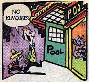 No Kumquats Count Screwloose by Milt Gross