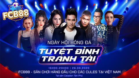 FCB88 - một năm đồng hành cùng người hâm mộ Việt Nam - Ảnh 3