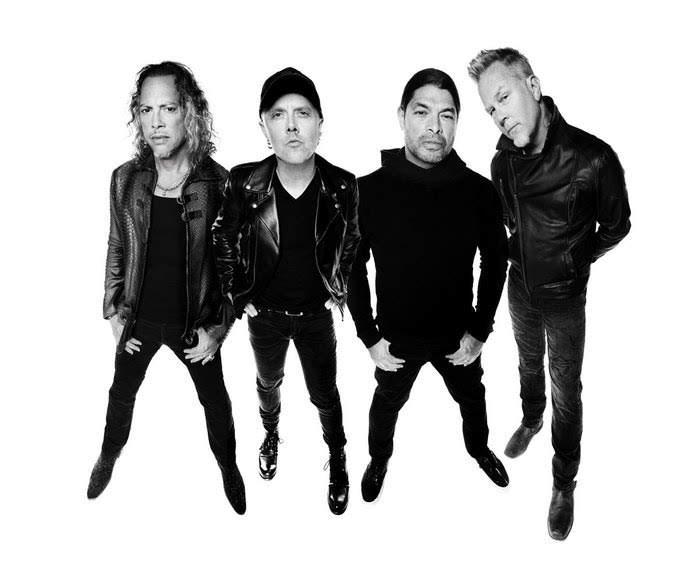 Metallica 特地錄影片送樂迷:「希望你們都平安無事。祝你們有一個美好的週末。」
