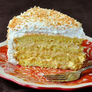 Coconut Cream Cake Recipe