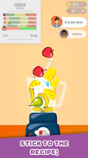Juice Ninja -  ud83eudd64 Juicy Slice Simulation! android2mod screenshots 3