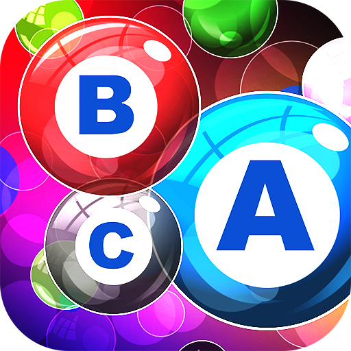 Bubble strikes - Spelling city 拼字 App LOGO-硬是要APP