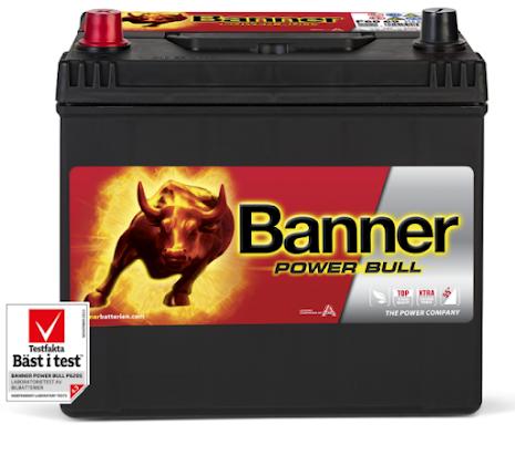 Banner Power Bull 12v 60Ah P6069