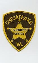 Photo: Chesapeake Sheriff