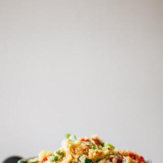 Cauliflower Rice Salad Recipes.
