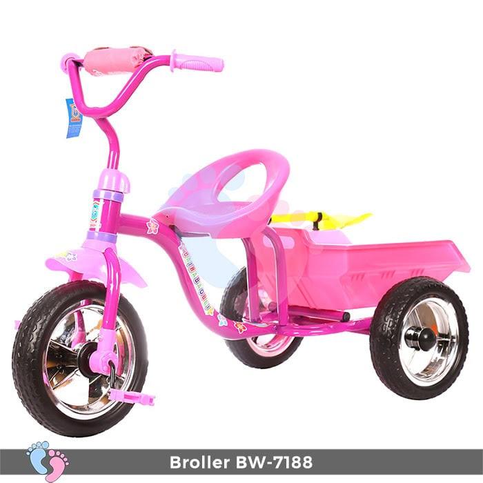 Xe đạp trẻ em 3 bánh Broller XD3-7188 4