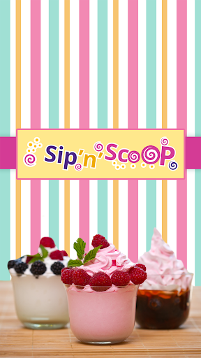 SIP AND SCOOP GLASGOW