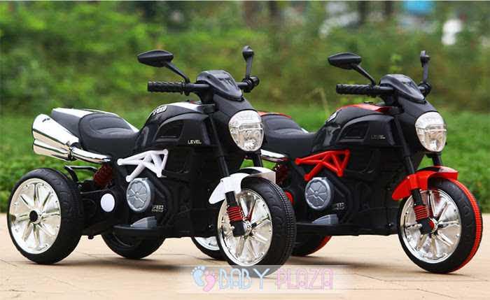 Xe moto điện thể thao cho bé CLD-6688